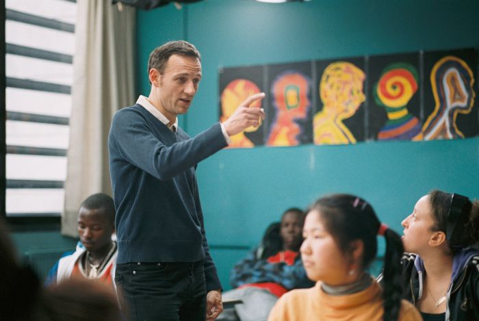 In clasa - Francois Begaudeau