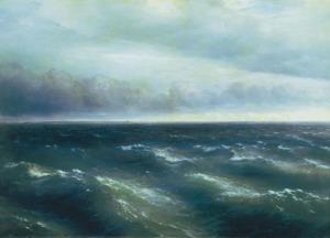 Ivan Aivazovsky - Marea Neagră