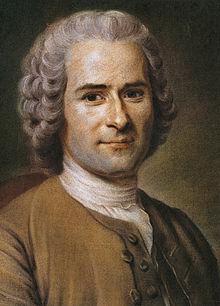 220px-Jean-Jacques_Rousseau_(painted_portrait)- Quentin de la Tour