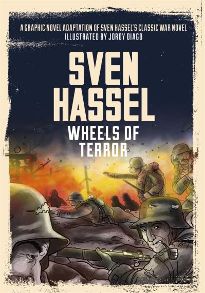 Sven Hassel - Blindatele mortii - varianta eng