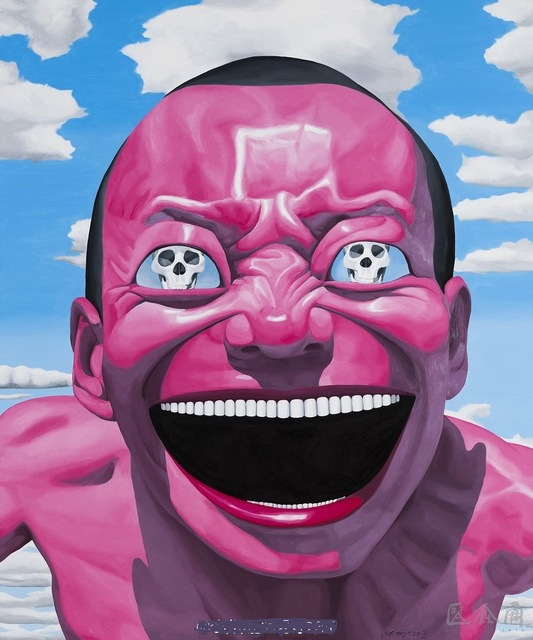 Modern-humor-Famous-artist-Yue-Minjun-Works-Smiling-face-Oil-Painting-Hand-Painted-Canvas-Art-Wall.jpg_640x640