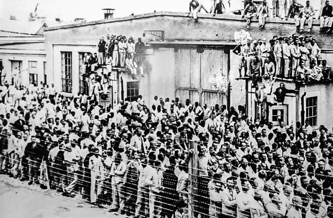 """""""Dachau Concentration Camp prisoners"""""""