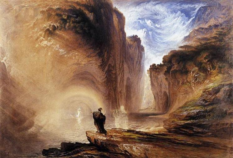 manfred-and-the-alpine-witch-1837.jpg!Large john martin 1837