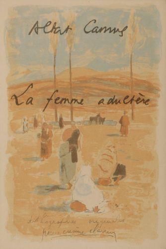 Albert Camus - Femeia adultera (franceza)